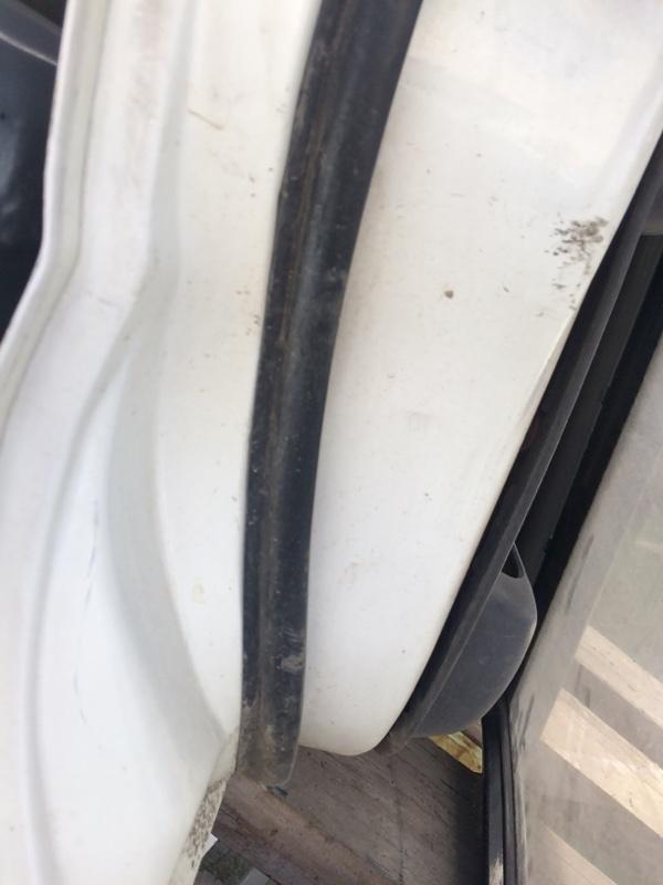 Уплотнительная резинка дверей Nissan Terrano PR50 передняя левая (б/у)
