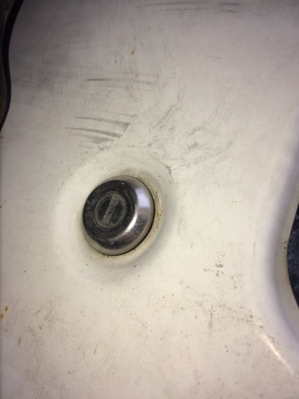 Личинка замка Mazda Bongo SS88 передняя левая (б/у)