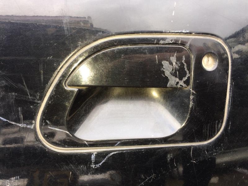 Ручка двери внешняя Mitsubishi Delica PE8W передняя левая (б/у)