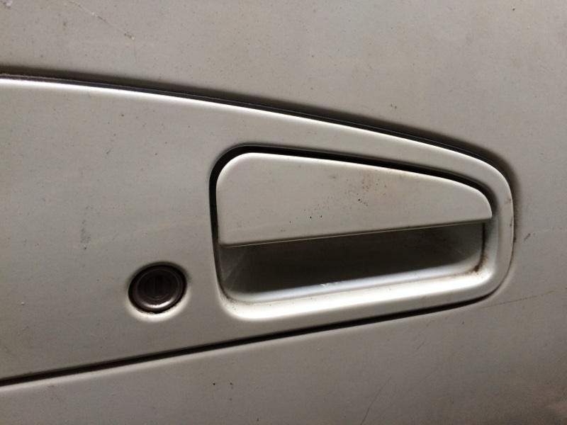Ручка двери внешняя Nissan Elgrand AVE50 передняя правая (б/у)