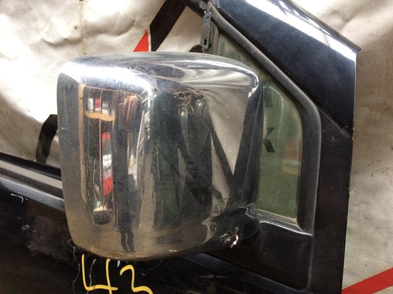 Зеркало Nissan Elgrand AVE50 правое (б/у)