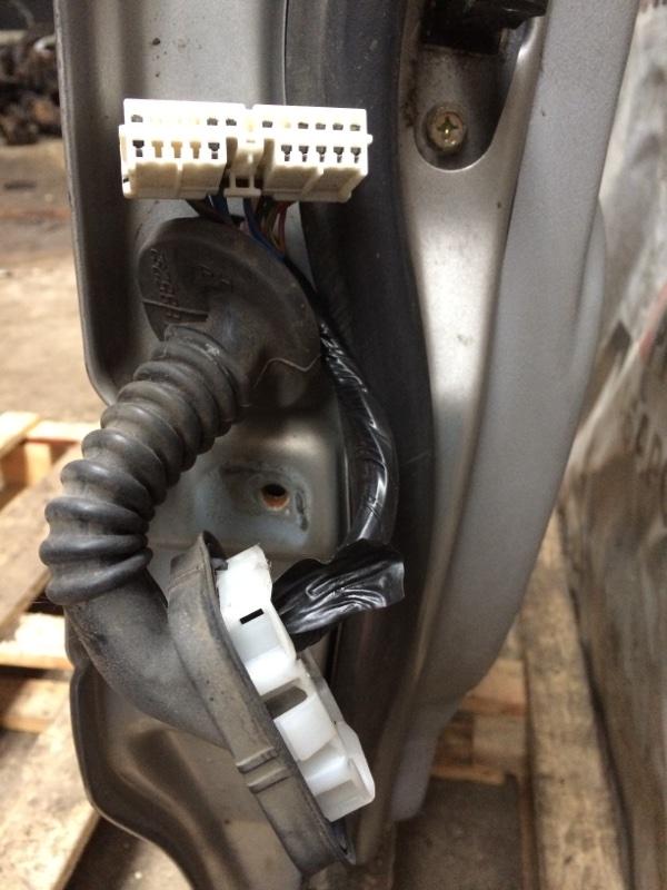 Проводка двери Mitsubishi Delica PE8W передняя правая (б/у)