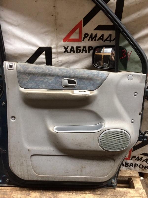 Дверная карта Mazda Bongo Friendee SG5W передняя левая (б/у)