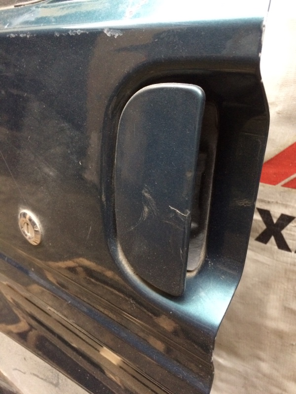 Ручка двери внешняя Mazda Bongo Friendee SG5W передняя левая (б/у)