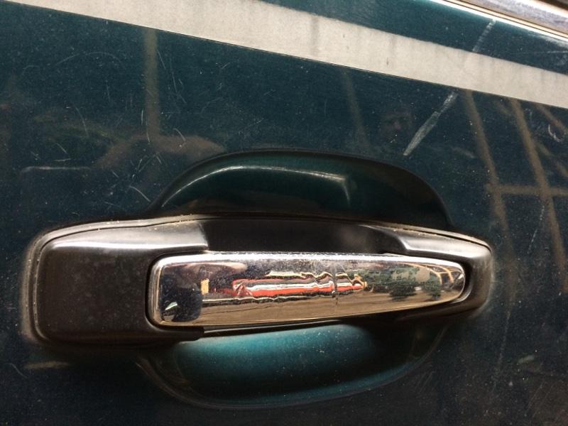 Ручка двери внешняя Nissan Largo NW30 передняя правая (б/у)