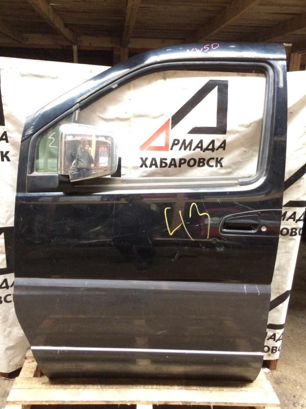 Дверь Nissan Elgrand AVE50 передняя левая (б/у)