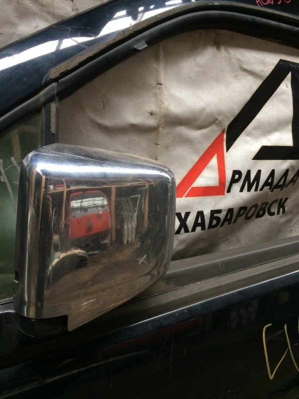 Зеркало Nissan Elgrand AVE50 левое (б/у)