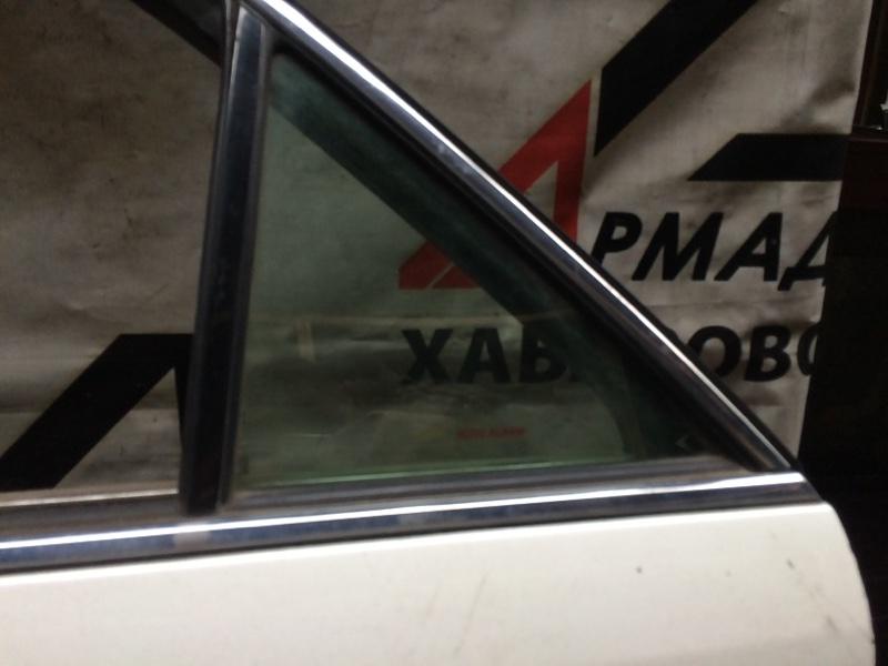 Форточка двери Toyota Crown JZS171 задняя левая (б/у)