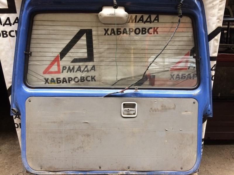 Дверная карта Mazda Bongo SS28 задняя (б/у)