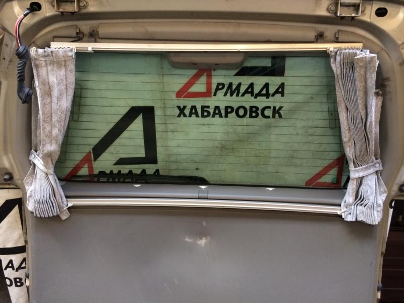 Шторка окна Toyota Granvia KCH16 задняя (б/у)