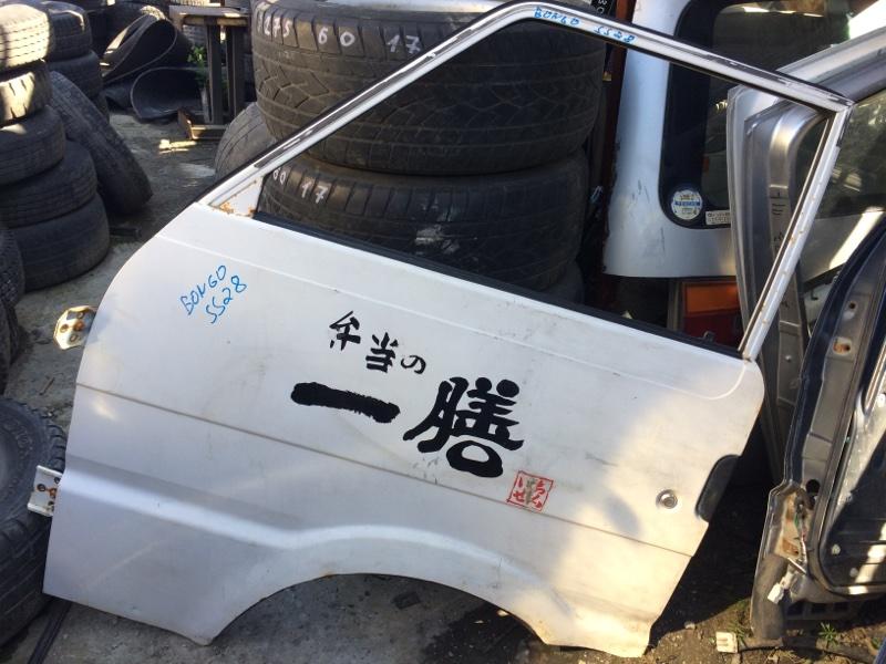 Дверь Mazda Bongo SS28 передняя левая (б/у)