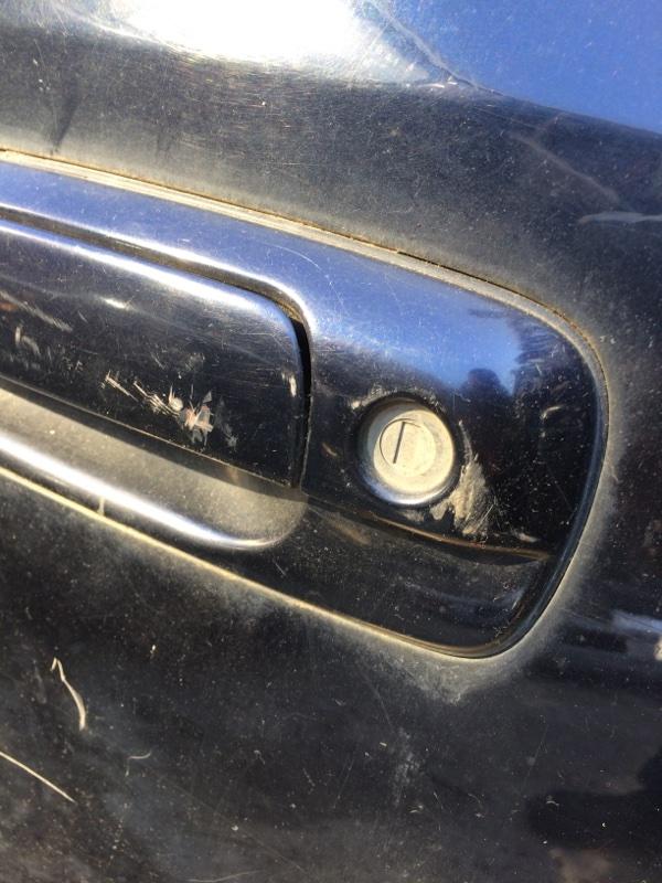 Личинка замка Toyota Aristo JZS161 передняя левая (б/у)