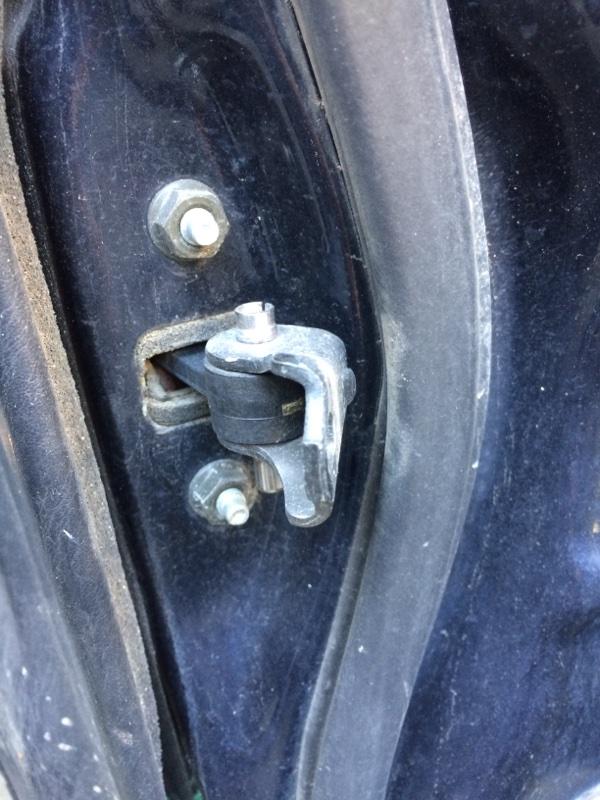 Ограничитель двери Toyota Aristo JZS161 передний левый (б/у)