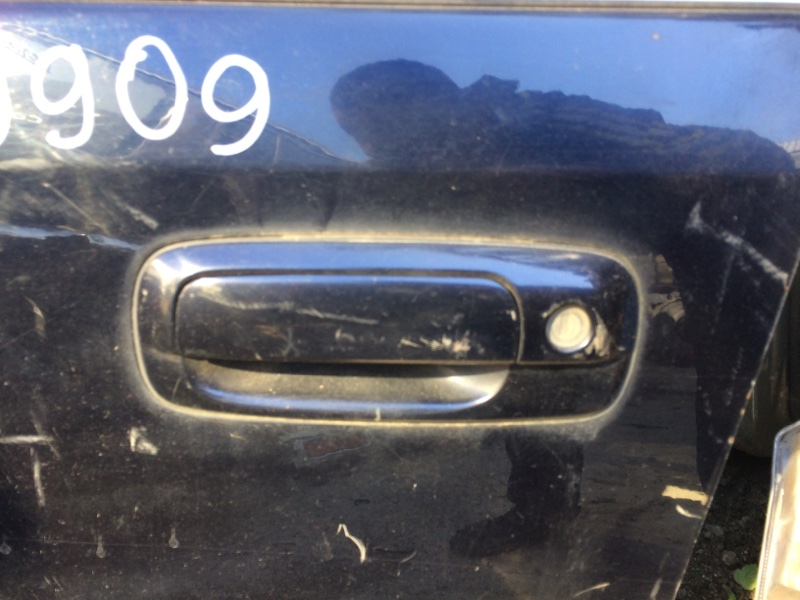 Ручка двери внешняя Toyota Aristo JZS161 передняя левая (б/у)