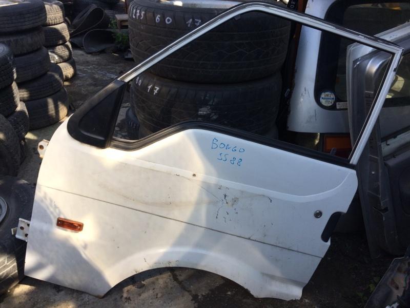 Дверь Mazda Bongo SS88 передняя левая (б/у)