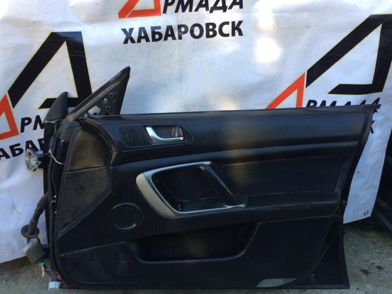 Стеклоподъемник Subaru Legacy BL5 передний правый (б/у)