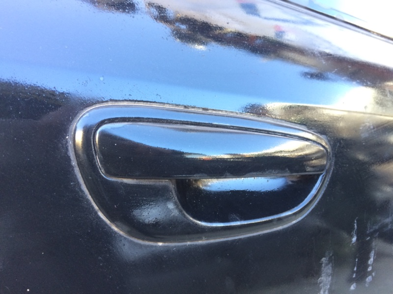 Ручка двери внешняя Subaru Legacy BL5 передняя правая (б/у)