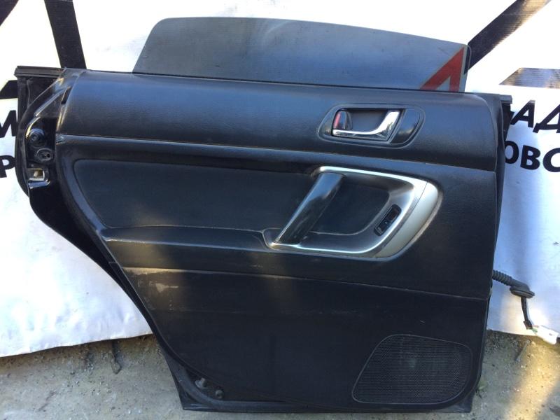 Стеклоподъемник Subaru Legacy BL5 задний левый (б/у)