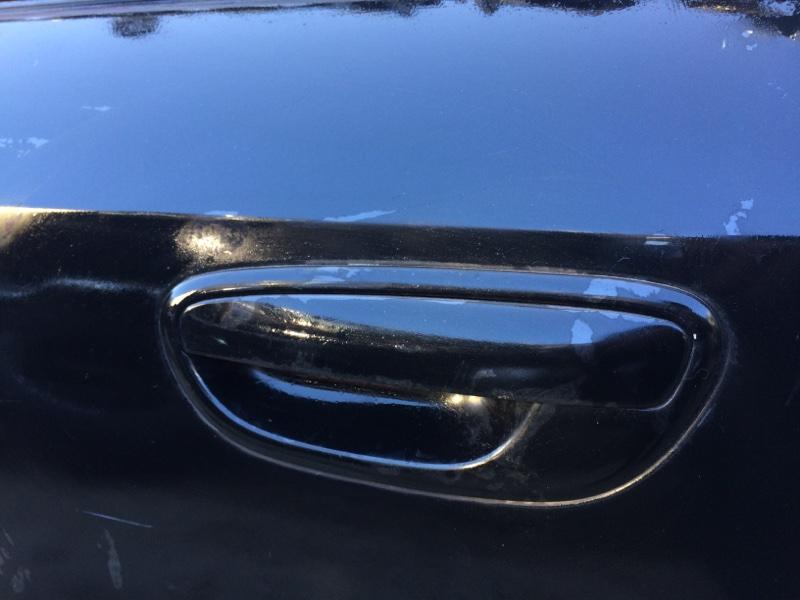 Ручка двери внешняя Subaru Legacy BL5 задняя левая (б/у)