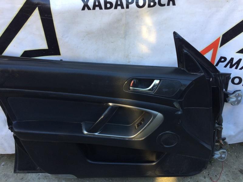 Стеклоподъемник Subaru Legacy BL5 передний левый (б/у)