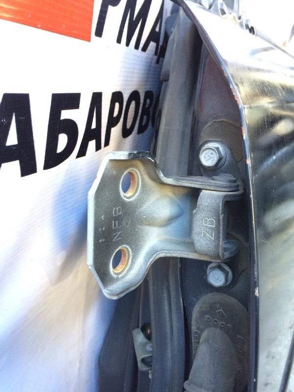 Петли на дверь Subaru Legacy BL5 передние левые верхние (б/у)