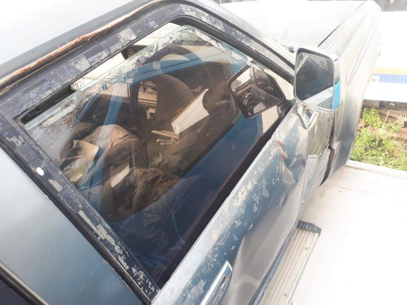 Стекло двери Toyota Hilux LN65 переднее правое (б/у)