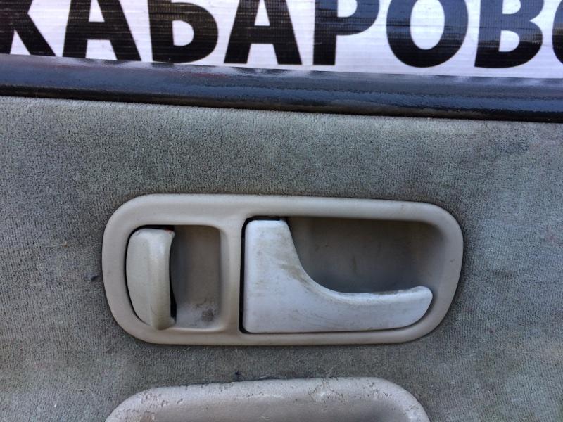 Ручка двери внутренняя Nissan Largo NW30 передняя левая (б/у)