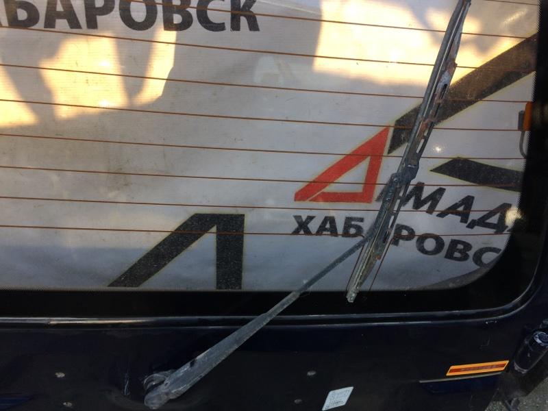 Дворник Mitsubishi Pajero V26W задний (б/у)