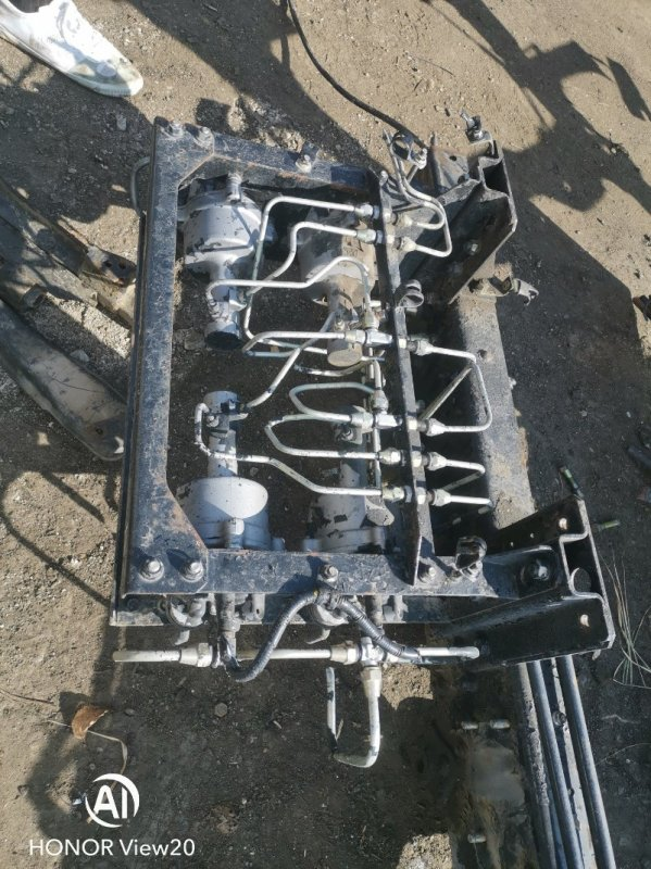 Трубка тормозная Hino Ranger FT3HGA H07D (б/у)