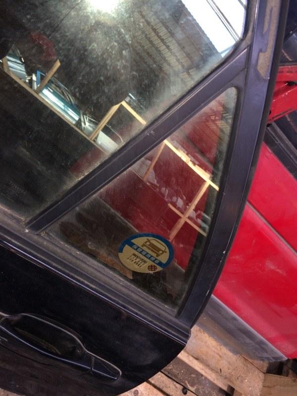 Форточка двери Toyota Harrier ACU10 задняя левая (б/у)