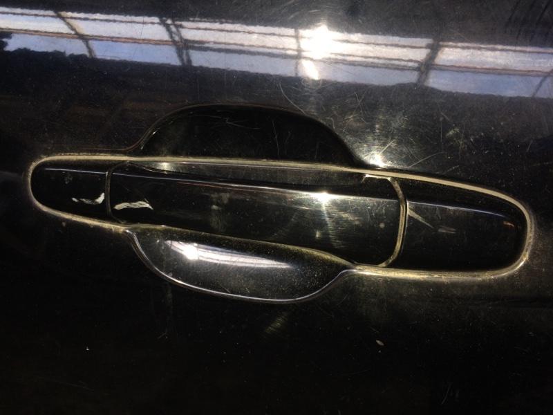 Ручка двери внешняя Toyota Harrier ACU10 задняя левая (б/у)