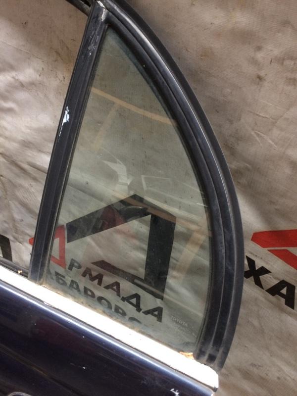 Форточка двери Toyota Corolla AE100 задняя левая (б/у)