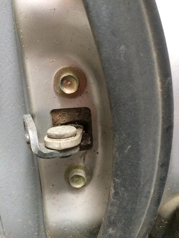 Ограничитель двери Honda Cr-V RD1 задний левый (б/у)