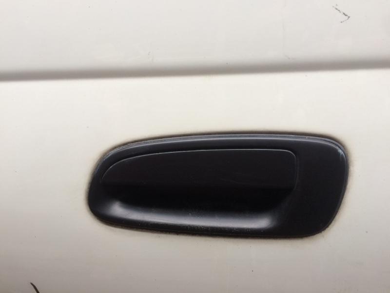 Ручка двери внешняя Toyota Caldina ET196 задняя левая (б/у)