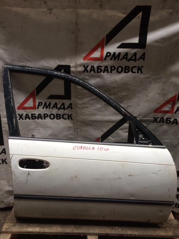 Дверь Toyota Corolla AE100 передняя правая (б/у)