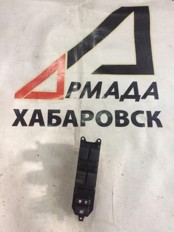 Пульт стеклоподъемника Toyota Vitz NCP131 передний правый (б/у)