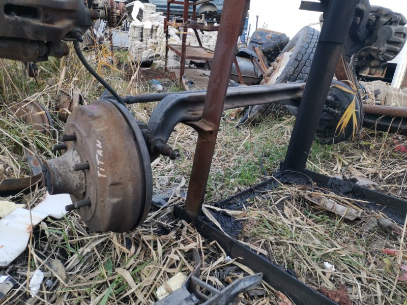 Пружины барабанных тормозов Mazda Titan передние (б/у)