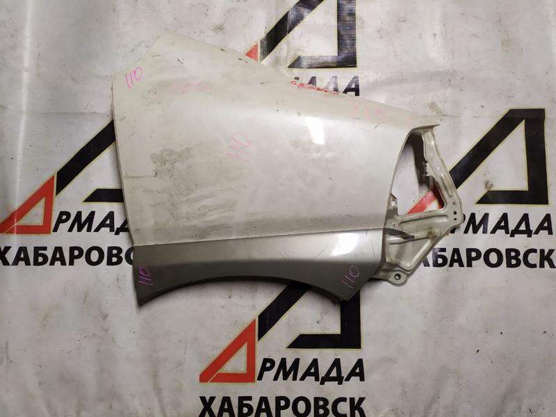 Крыло Toyota Granvia KCH16 переднее правое (б/у)