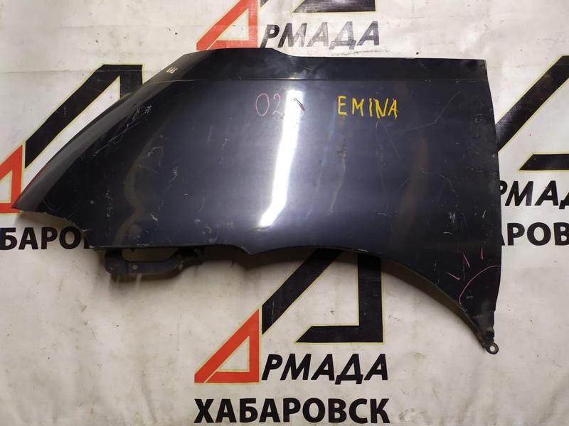 Крыло Toyota Estima Emina CXR10 переднее левое (б/у)