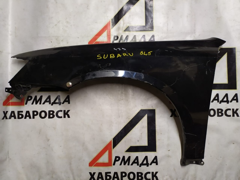 Крыло Subaru Legacy BL5 переднее левое (б/у)