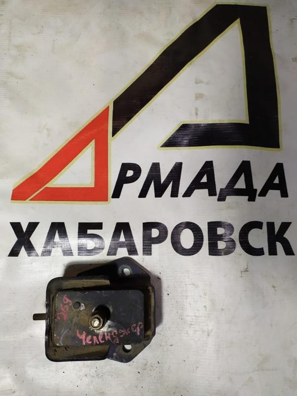 Подушка двигателя Mitsubishi Challenger K96W 6G72 правая (б/у)