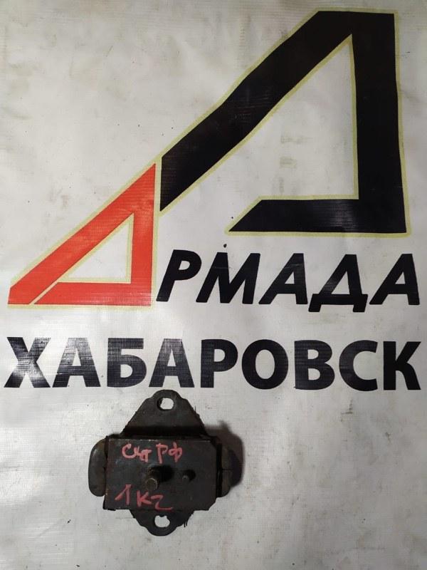 Подушка двигателя Toyota Hilux Surf KZN130G 1KZ правая (б/у)