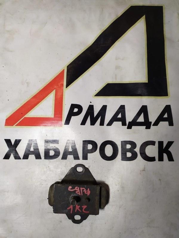 Подушка двигателя Toyota Hilux Surf KZN130G 1KZ левая (б/у)