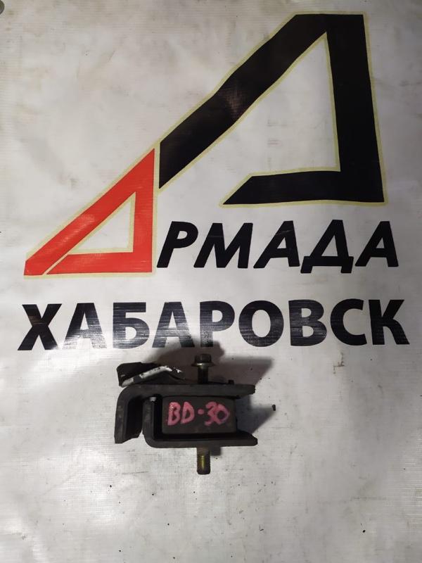 Подушка двигателя Nissan Condor H40 BD30 левая (б/у)