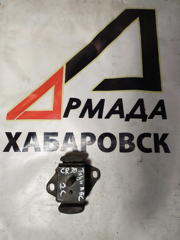 Подушка двигателя Toyota Lite Ace Noah CR40 3C левая (б/у)