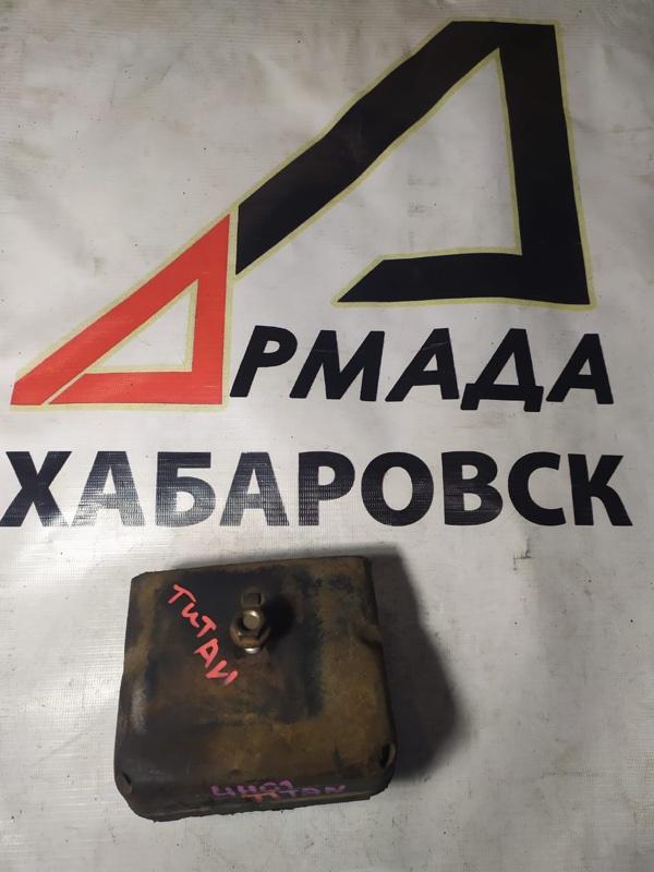 Подушка двигателя Mazda Titan WE5AT HA левая (б/у)