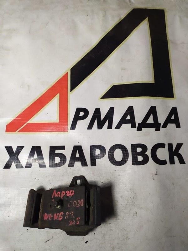 Подушка двигателя Nissan Largo C22 CD20 левая (б/у)