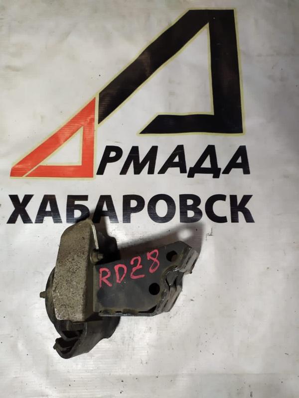 Подушка двигателя Nissan Laurel SC34 RD28 правая (б/у)