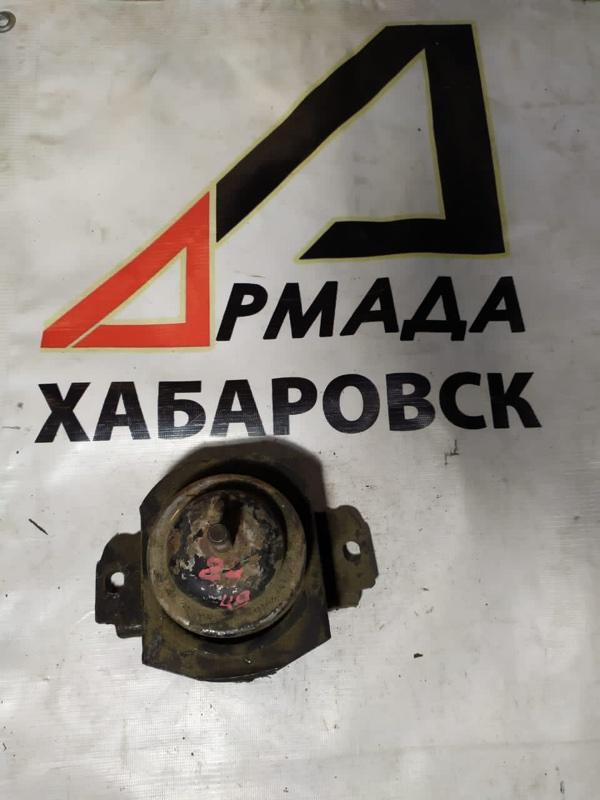 Подушка двигателя Toyota Cresta LX100 2L левая (б/у)