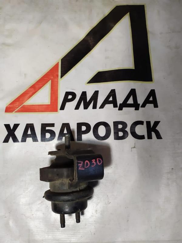 Подушка двигателя Nissan Patrol Y61 ZD30 левая (б/у)
